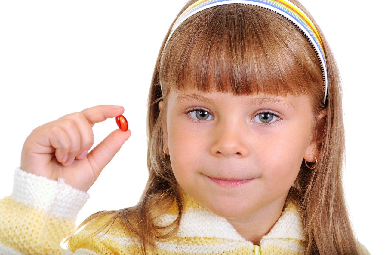 нужно ли давать детям витамины