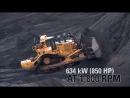 Запасные части гусеничного хода и навесного оборудования бульдозера Cat® D11T