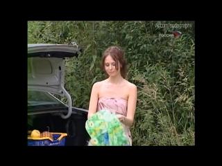 Сиськосвет - Ольга Погодина с голой грудью в сериале Огнеборцы (2003) - 3 серия