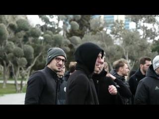 Die Mannschaft in Baku