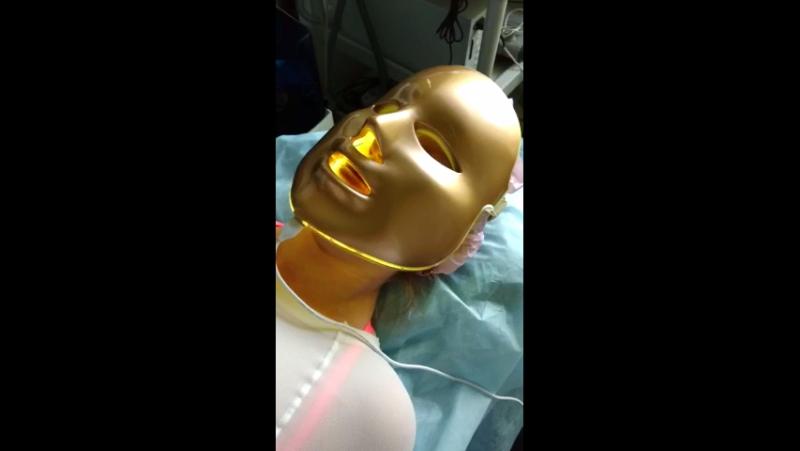 Лазерная маска в клинике Ольвия