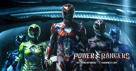 Power Rangers Torrent