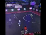 Роналдиньо забил 5 голов в футзале