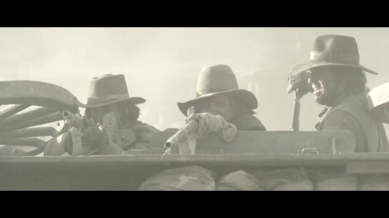 Восстание Техаса. Начало битвы у ручья Колето.