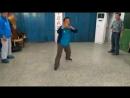 Боевые перемещения Ицюань в исполнении мастера Яо Ченжуна