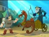 Три богатыря и Морской царь (2017) Трейлер