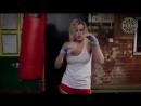 Женская фитнес мотивация к спорту, Спортивная гимнастика стройных фитоняшек