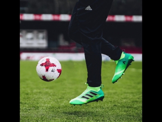 adidas football. Turbocharge #ACE17