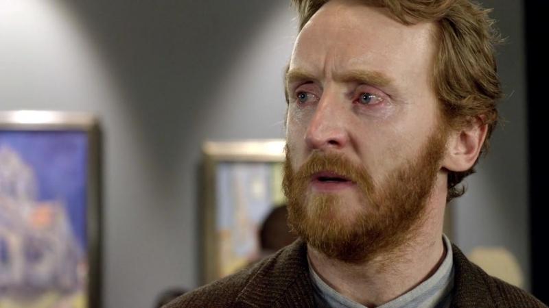 Винсент Ван Гог (Доктор кто 5 сезон 10 серия) Невероятное видео!)) Озвучка от Baibako (Vincent Willem van Gogh)