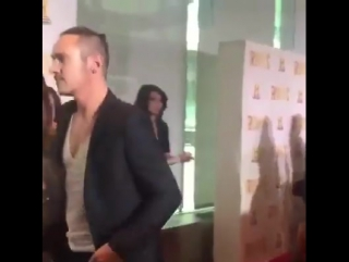 Short video of JRM live at the #ROOTS premiere party in New York City!