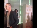 Short video of JRM live at the ROOTS premiere party in New York City!