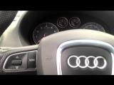 Запуск Audi A3 Автосалон