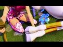 Мия и Я - 1 сезон 1 серия - Разговор с единорогами ¦ Мультики для детей про эльфов, единорогов