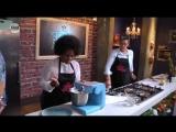 Кулинарная академия Дженни и Резы, 1 сезон, 25 эп. Праздничные блюда Новый год.