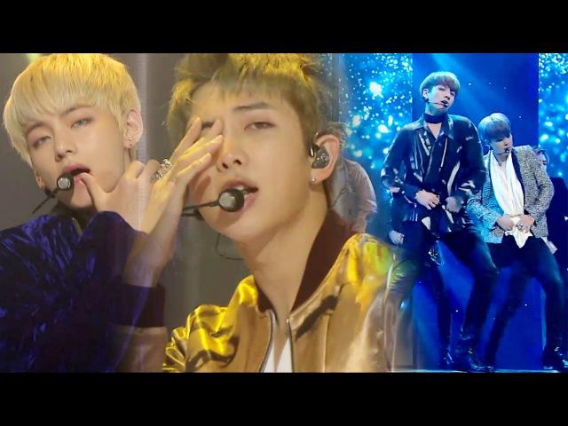 BTS - Blood Sweat Tears (피 땀 눈물) @Inkigayo 16.10.2016