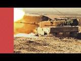 Watch German Leopard Tanks fighting in Syria - Deutsche Kampfpanzer im Syrienkrieg