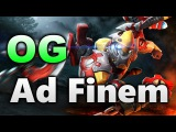 OG vs Ad Finem - Group D Winners - Boston Major Dota 2
