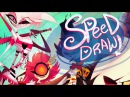 SPEED DRAW- Demon Suicide Squad- VivziePop