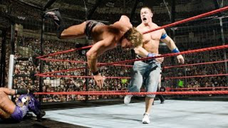 John Cena vs. Edge vs. Chris Jericho vs. Rey Mysterio vs. Kane vs. Mike Knox (No Way Out 2009)
