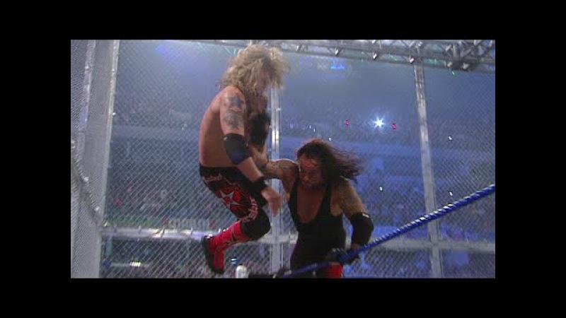 UNDERTAKER VS EDGE SINGLE MATCH WWE ONE NIGHT STAND 2008