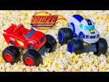 Вспыш и чудо машинки НОВЫЕ ИСТОРИИ с игрушками #2 Все серии подряд на русском