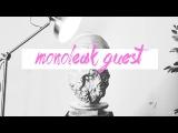 Sasha Vinogradova - White Rabbit [Jefferson Airplane Cover] | Monoleak Guest #1