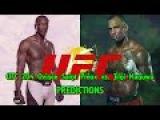 UFC 204 Ovince Saint Preux vs. Jimi Manuwa Predictions