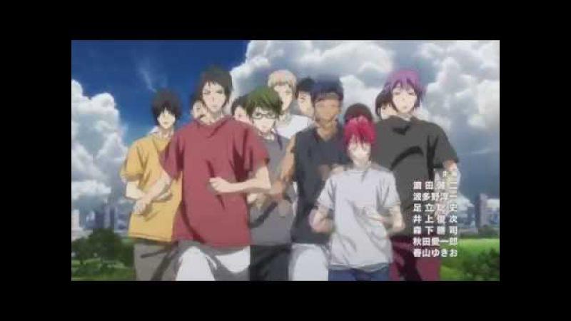 MULTIOPENINGS - Kuroko No Basuke / Баскетбол Куроко - Fall Out Boy Immortals