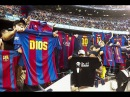 Fans of Barcelona are now celebrating goals in the style of Lionel Messi!