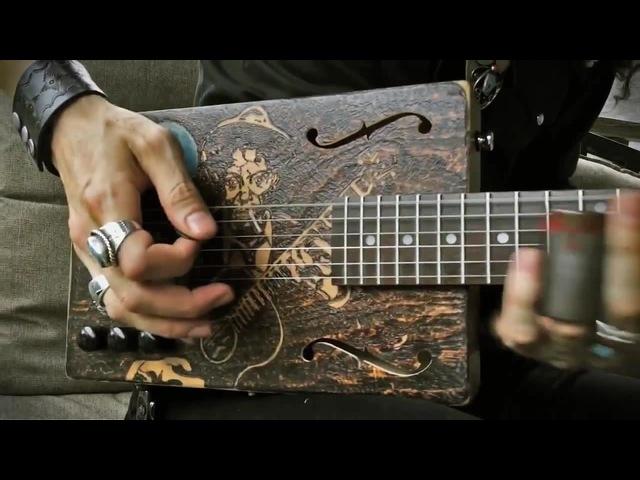 Justin Johnson - Guitar Solo