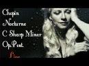 Chopin Nocturne C Sharp Minor Live Valentina Lisitsa