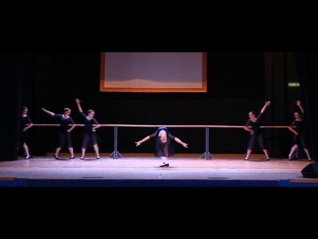 Государственный экзамен по народно сценическому танцу группы ХИ 131 КемГИК 9 12 16