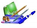 """In the Classroom"" (Level 1 English Lesson 07) CLIP - Teach English, ESL, Kindergarten Learning"