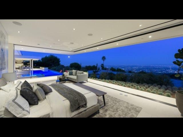1535 Carla Ridge. Beverly Hills. CA 90210 (4K)