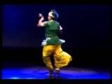 Draupadi based on Kathak Dance