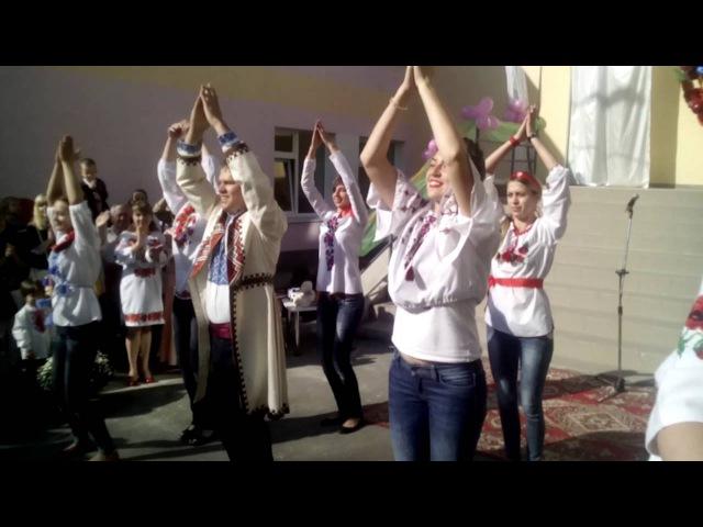 Дитсадок 36 танці вихователів