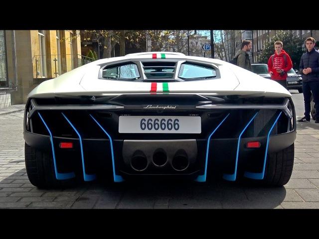 $2.5million Lamborghini Centenario More Supercars! [LSI 85]