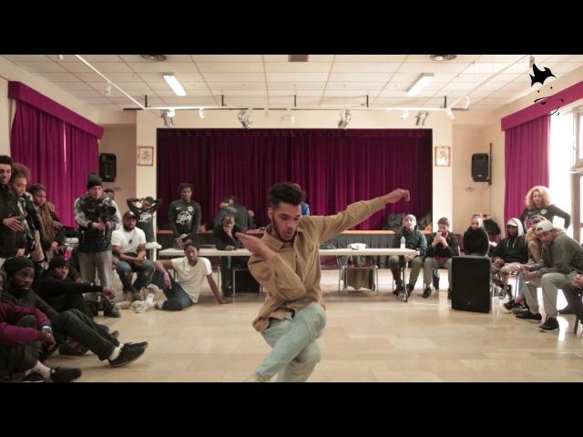 A la Bonheur Battle MINI 3vs3 Démo jury Zyko Sarcellite