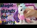 Игрушки для девочек. Мой маленький пони. Видео на английском языке.