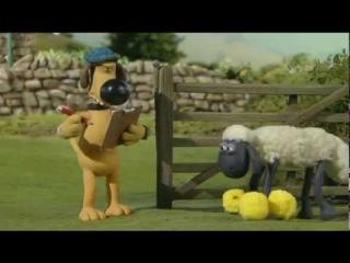 Барашек Шон S1E18 - Ты моя мама? / Shaun the Sheep - Who's The Mummy