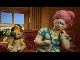 Барашек Шон серия 55 - Безумный романтик / Shaun the Sheep - Frantic Romantic (HD)