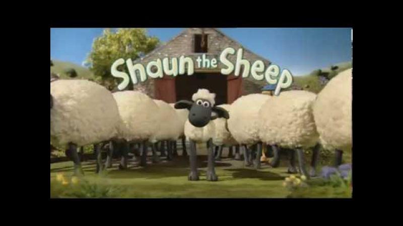 Барашек Шон S1E6 - Воздушный змей / Shaun the Sheep - The Kite