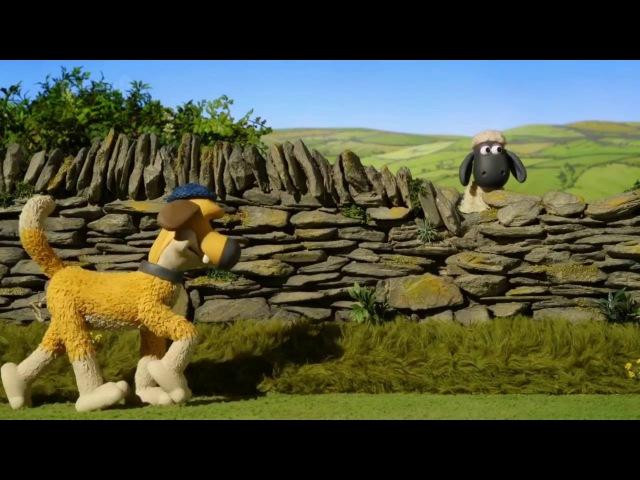 Барашек Шон серия 63 Кукареку Шон Shaun the Sheep Cock a Doodle Shaun HD