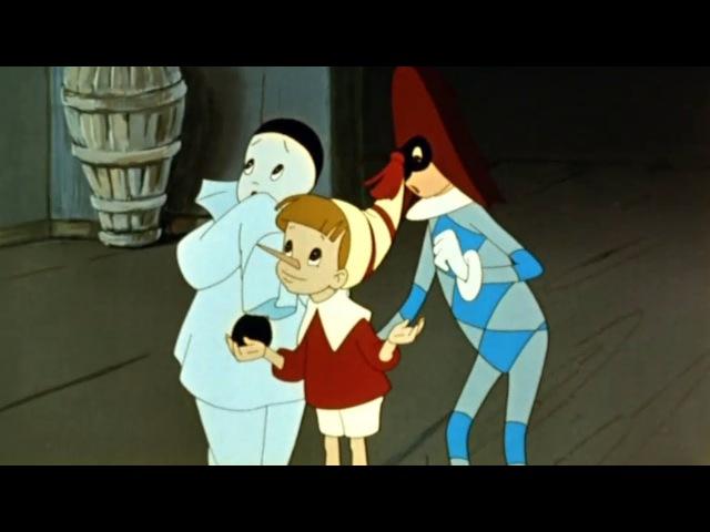 Приключения Буратино. Лучшие советские мультфильмы-сказки в HD качестве
