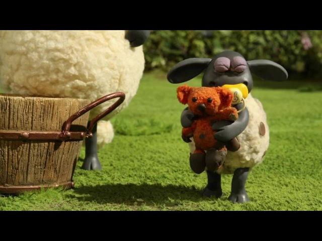 Барашек Шон серия 44 Попрыгунчик Shaun the Sheep Spring Lamb HD