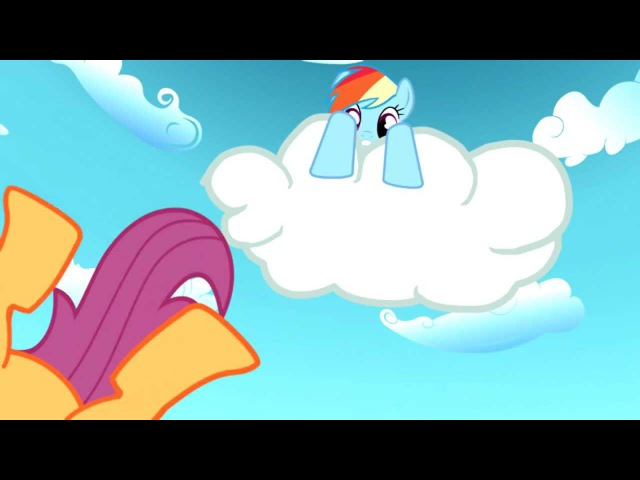 [PMV/Quater-Animation] Tears of an Angel (Rainbow Dash and Scootaloo)