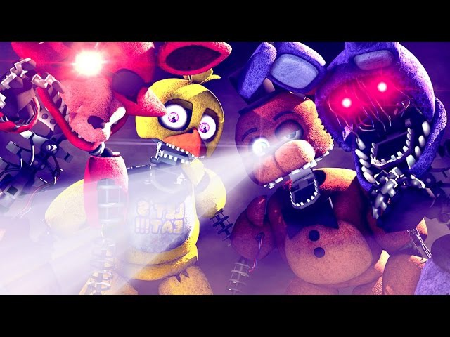 Top 10: Most Amazing FNAF Versus/ VS. Animations (2017 Edition) ✔