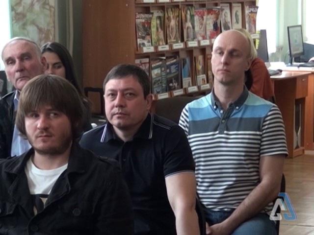 Семинар для некоммерческих организаций в г. Лесосибирске