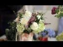 День 1 Свадебный букет ☆практический курс свадебной флористики и декора☆