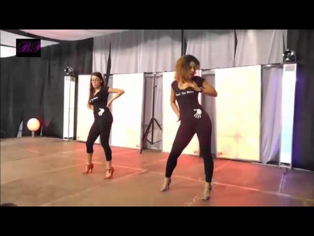 Salsa Congess La Alemana Lady Style Bachata en Junin